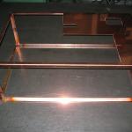 無酸素銅鈑金溶接品