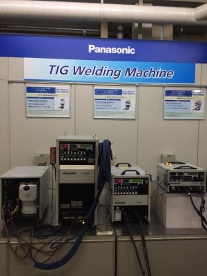 Panasonicロボット展示会