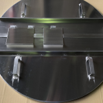 軽量化のためのアルミ製容器蓋