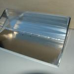 アルミベース板を製作しました。