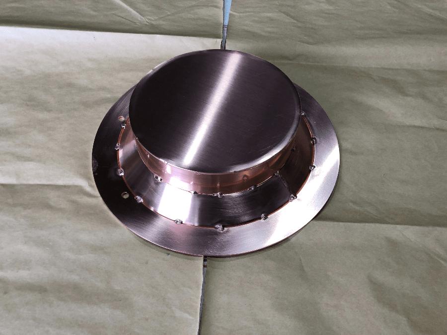 無酸素銅円すい加工の法則