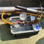 50ASch10A冷却配管の製作のしかた。