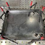 Tig溶接にはやっかいなクロカワ材の気密溶接の法則