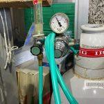 アルミ溶接専用ラインを構築したらブローホール軽減に効果があった